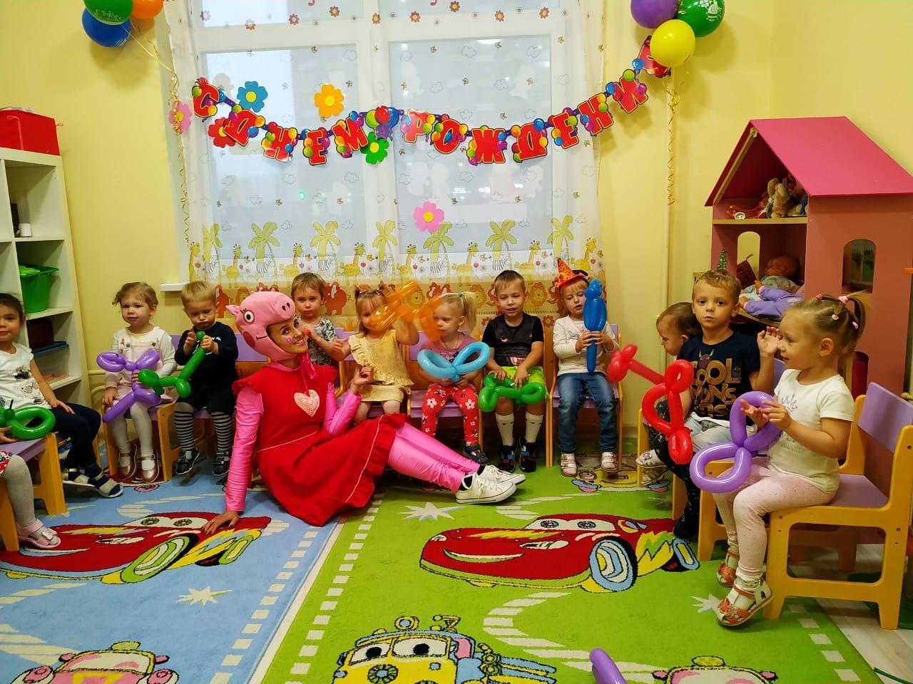 Частный детский сад Химки улица Молодежная 63 к 3