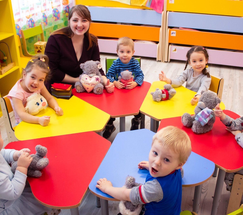 Частный детский сад в Путилково, Мортонград